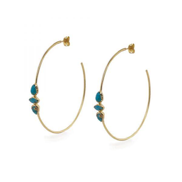 Sarah Alexander Azure Earrings