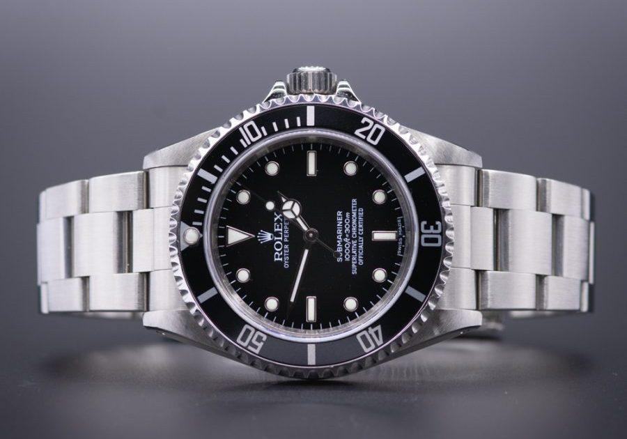 Rolex Submariner 14060M 2008