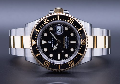 Rolex Sea-Dweller 126603 2020
