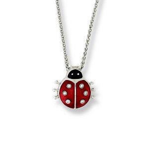Nicole Barr,Ladybug Pendant