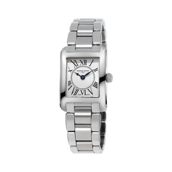 Frederique Constant, Carree Ladies Watch, Steel