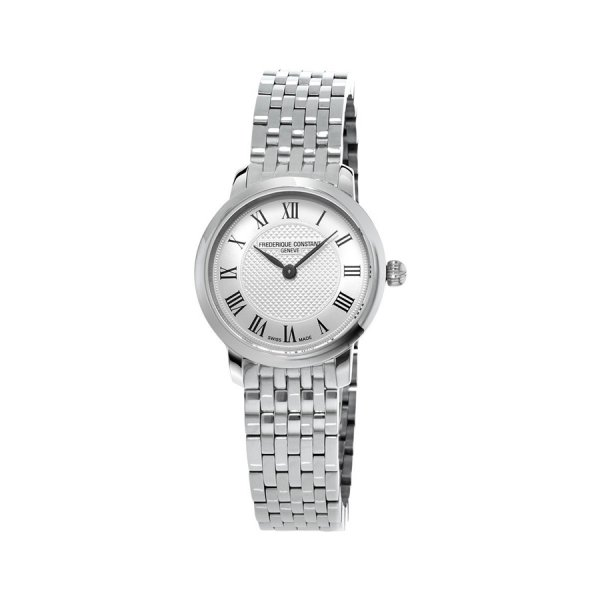 Frederique Constant, Ladies Slimline Mini, Steel