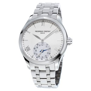 Frederique Constant, Steel Connected Horological Watch.