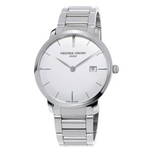 Frederique Constant, Slimline Steel Watch, Automatic