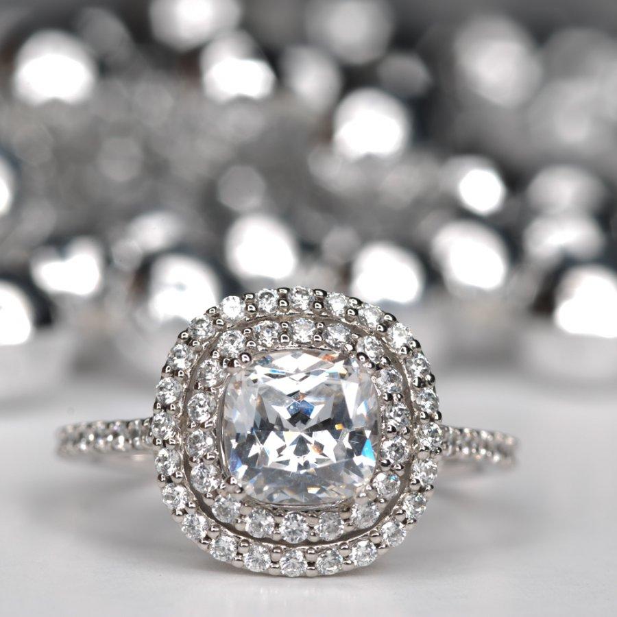ROSH, diamond ring, bespoke