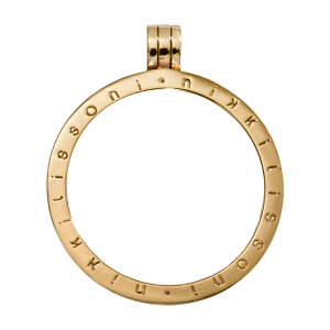 Nikki Lissoni Yellow Gold Plain Mount
