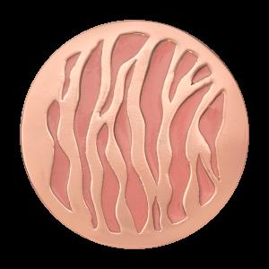 Nikki Lissoni Medium Spot The Pink Tiger Coin