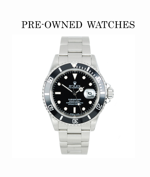 Pre Owned Watches 2