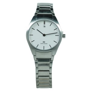 Ladies Steel Quartz Watch