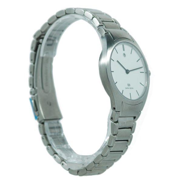 Ladies Steel Quartz Watch