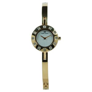 Ladies Gold Plated Quartz Watch