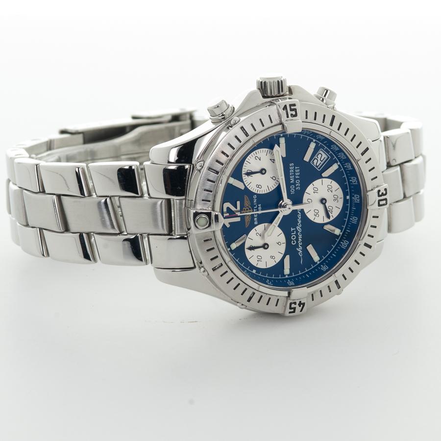 eacb0200b34 BREITLING COLT CHRONO OCEAN A53350 7 - Rosh Jewellers