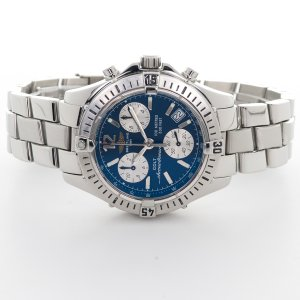 BREITLING COLT CHRONO OCEAN A53350 FRONT