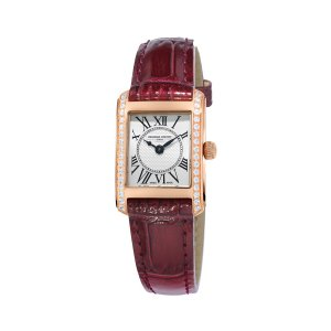 Frederique Constant CLASSICS CARRÉE LADIES Rose Gold Watch