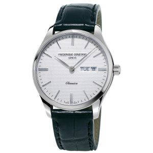 Frederique Constant CLASSICS QUARTZ Steel Watch