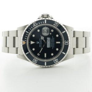 ROLEX COMEX SUBMARINER 16610 FRONT SIDE