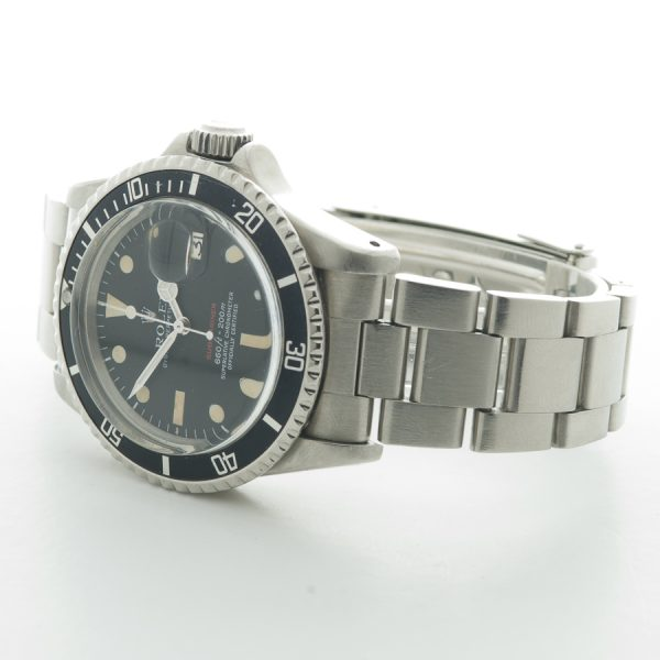 ROLEX SUBMARINER 1680 'SINGLE RED' 1