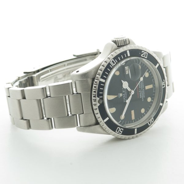 ROLEX SUBMARINER 1680 'SINGLE RED' 5