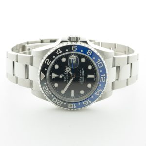 Rolex GMT BATMAN 116710BLNR FRONT