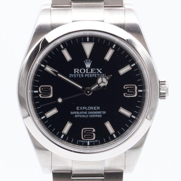 ROSH29055 ROLEX EXPLORER I 214270 FACE