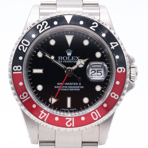 ROSH29057 Rolex GMT Master II 16710 COKE FACE