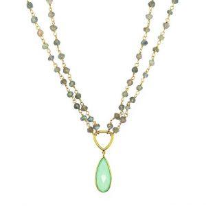 Sarah Alexander Aquitaine Necklace