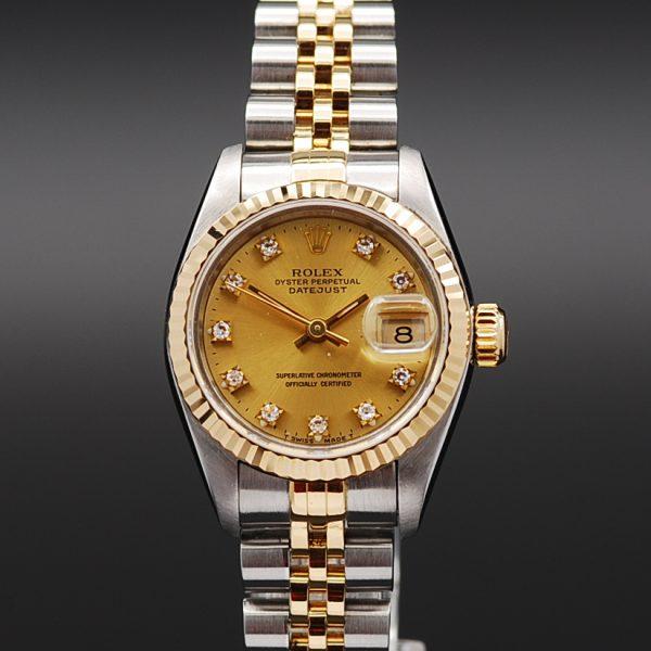 Ladies Rolex Datejust 69173