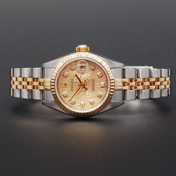 Ladies Rolex Datejust 79173