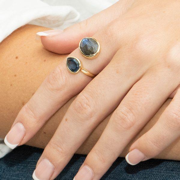 Sarah Alexander Indigo Dreams Ring