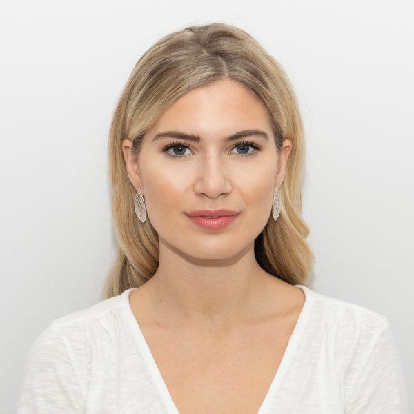 Sarah Alexander Lotus Earrings