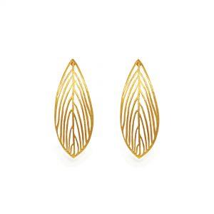 Sarah Alexander Papyrus Earrings