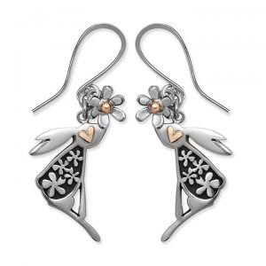 Linda Macdonald Hare Earrings DNCH
