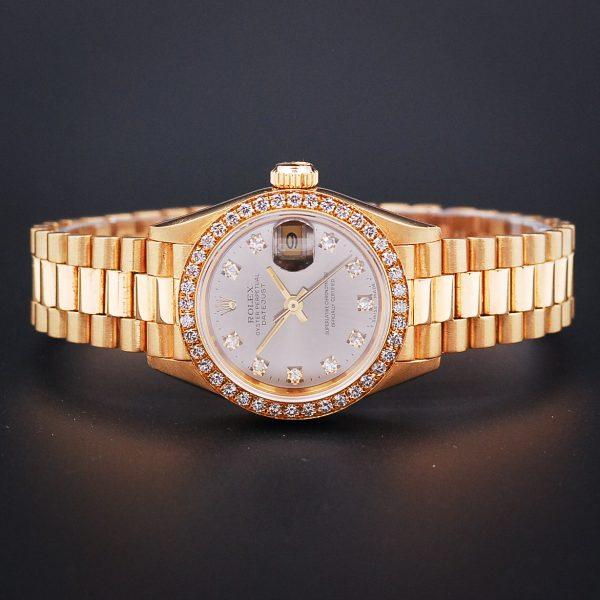 Rolex Ladies Datejust 69138