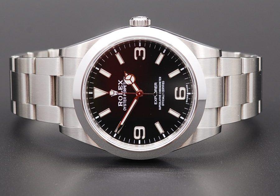 Rolex Explorer I 214270