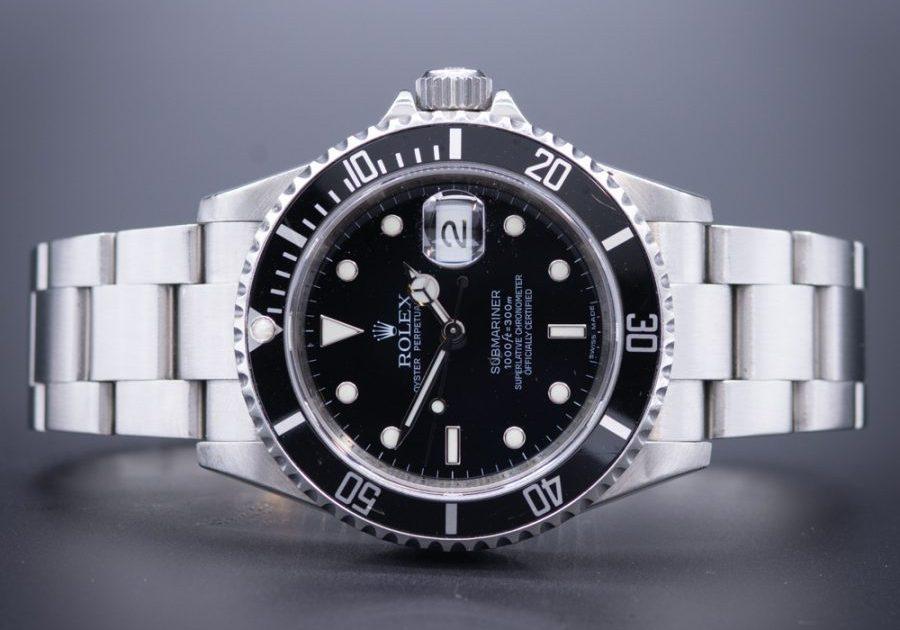 Rolex Submariner Date 16610T 2009