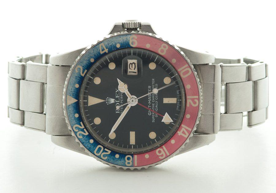 Rolex GMT Master 1675 'PEPSI' FRONT