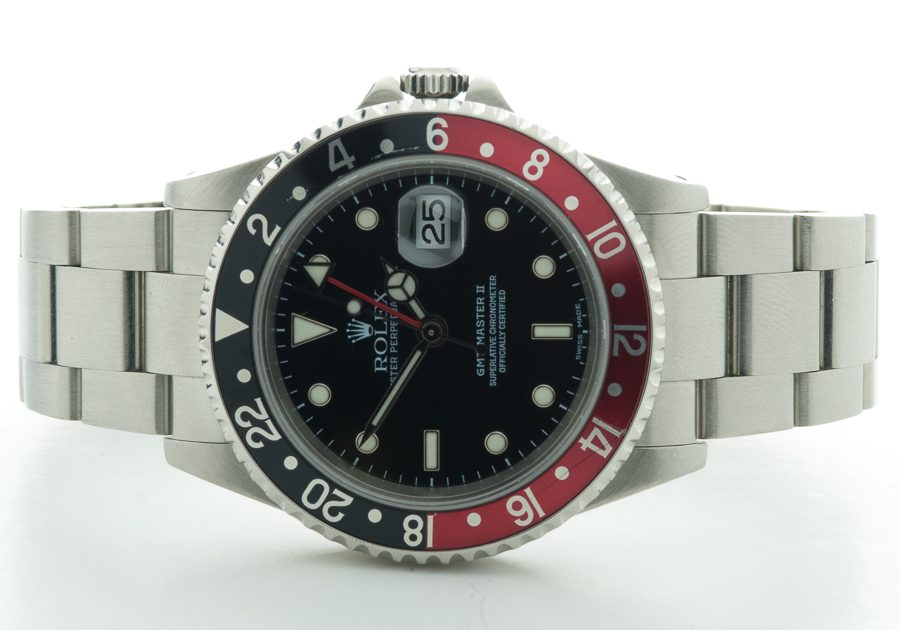 ROSH29057 Rolex GMT Master II 16710 COKE FRONT